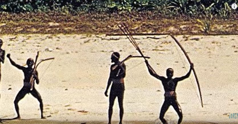 los sentineleses, la tribu más aislada