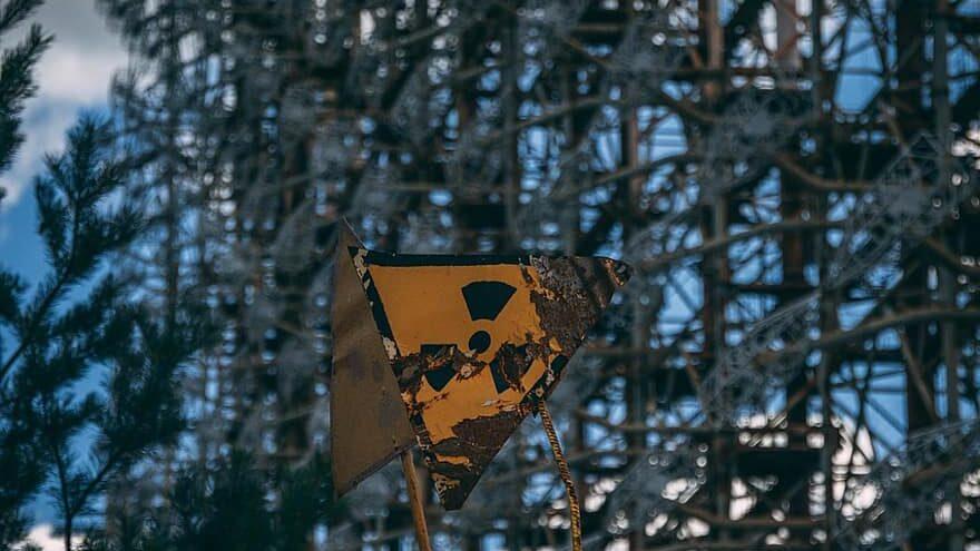radiación en europa