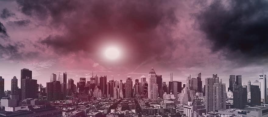Efectos del cambio climático: veranos más calientes