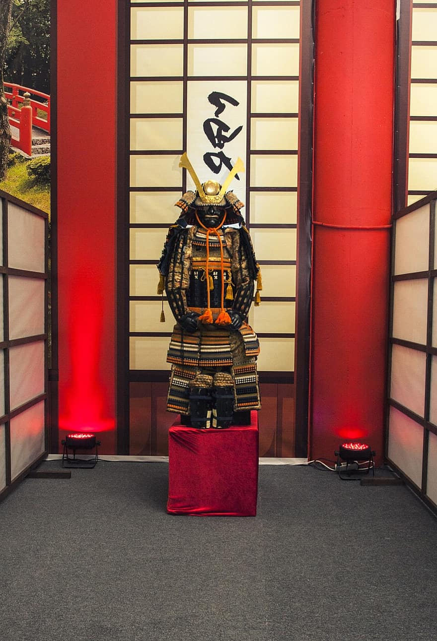samurái negro