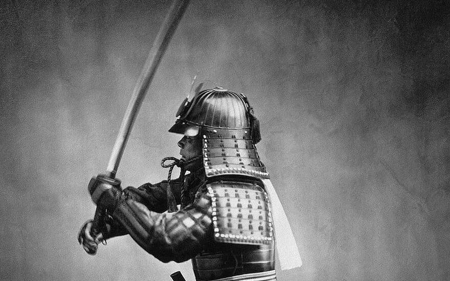 samurái japones