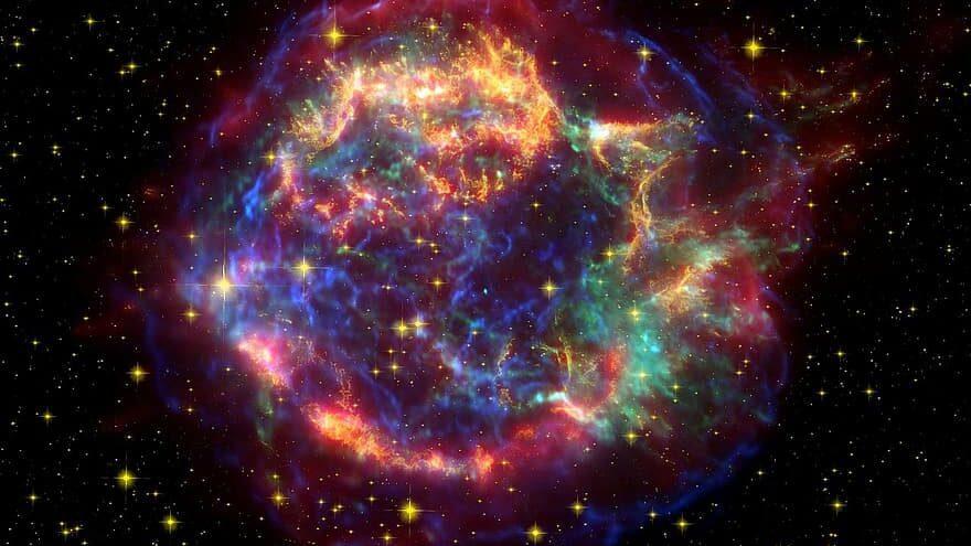 explosiones de supernovas