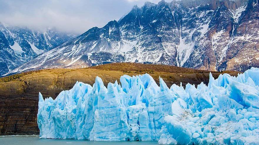 témpanos de hielo