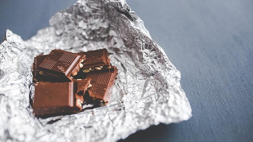 chocolate ayuda al cuerpo