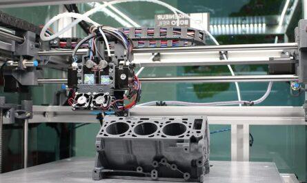 impresora 3d HARP