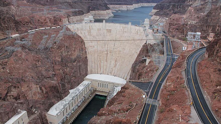 cenral hidroeléctrica