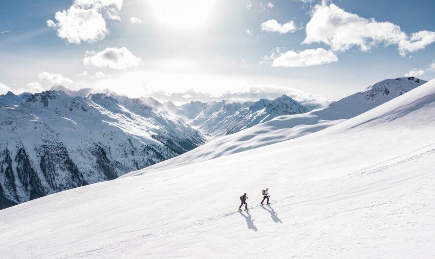 Los glaciares de las montañas que se derriten pueden no sobrevivir al siglo
